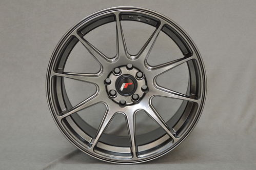 "JAPAN RACING JR11 17"" 8,25J ET35 4x100/4x114,3"