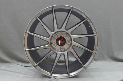 "JAPAN RACING JR22 17"" 7J ET35 + 8J ET35 4x100/4x114,3 HB"