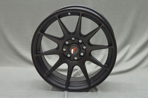 "JAPAN RACING JR11 17"" 7,25J ET35 4x100/4x114,3"