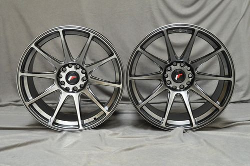 "JAPAN RACING JR11 20"" 8,5J ET20-35 + 10J ET20-40 HB"