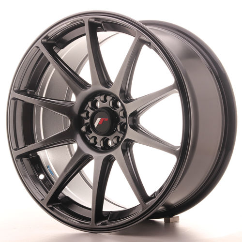 "JAPAN RACING JR11 18"" 7,5J ET35-40 + 8,5J ET35 4x100/4x114,3 Dark Hiper"