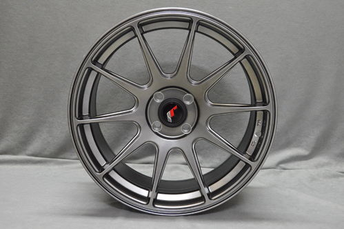 "JAPAN RACING JR11 17"" 8,25J ET35 4x98 ( Blank) HPB"