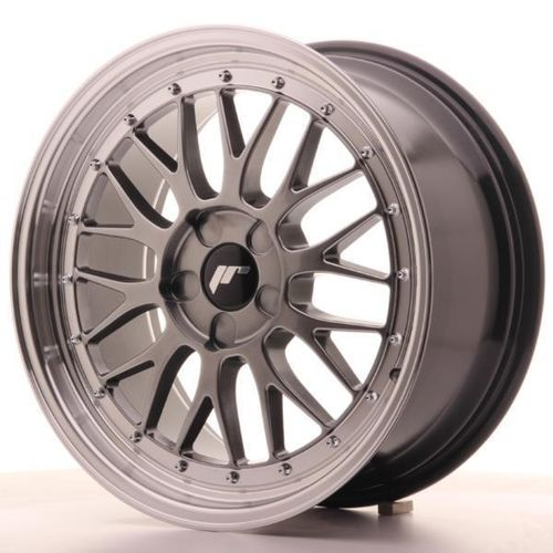 "JAPAN RACING JR23 16"" 7J ET20-45 + 8J ET20-45 5x110 BLANK HB"