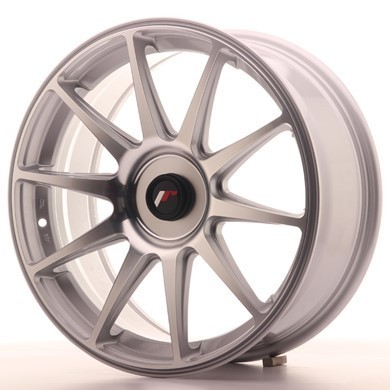 "JAPAN RACING JR11 18"" 7,5J ET35-ET40 4x100 Blank SM"