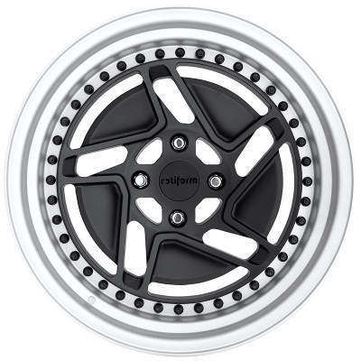 ROTIFORM FORGED CHD-T DUOTEC 21""