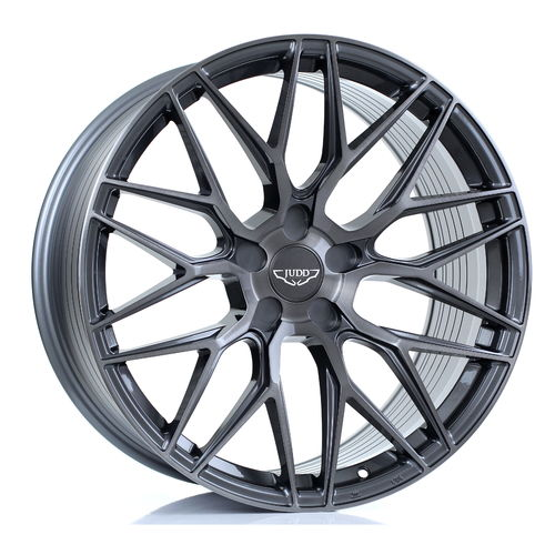 "JUDD Model One 20"" 8,5J ET25-45 5x100-5x130 Titanium Brushed"