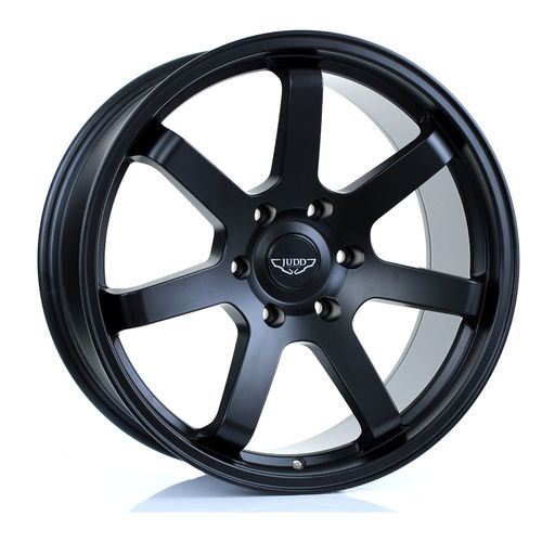 "JUDD Terrain One 20"" 9J ET30 4x98-5x120 Satin Black"