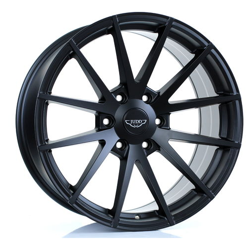 "JUDD Terrain Two 20"" 9,5J ET30 4x98-5x120 Satin Black"