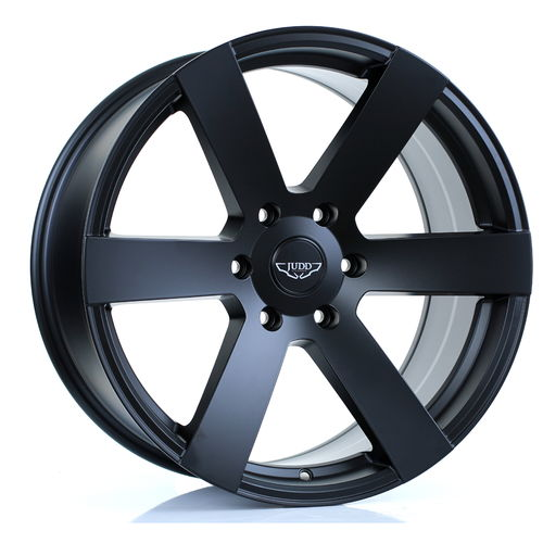 "JUDD Terrain Three 20"" 9,5J ET30 4x98-5x120 Satin Black"