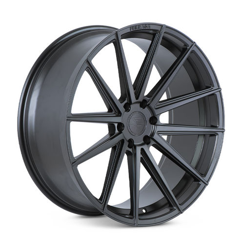 "Ferrada FT1 24"" 10J ET30 6x135 Matte Black"