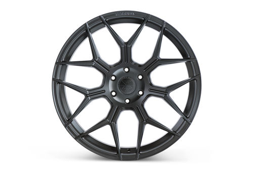 "Ferrada FT3 24"" 10J ET30 6x135 Matte Black"