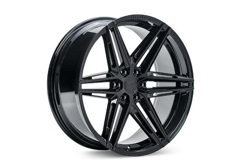 "Ferrada FT4 24"" 10J ET25 6x135/6x139,7 Gloss Black"