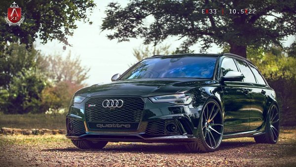 AUDI RS6 22x10,5 EX33 Black Polished\\n\\n15/09/2017 12:43
