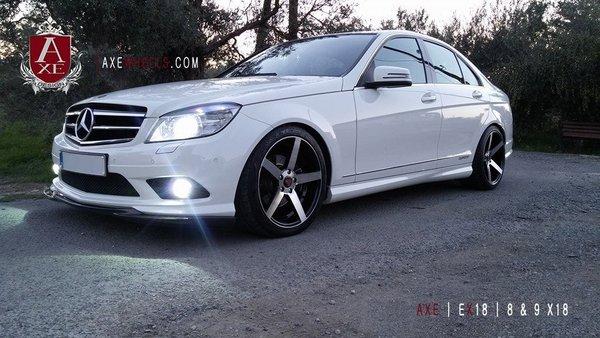EX18 Black Polished Mercedes C Klasa\\n\\n15/09/2017 12:47