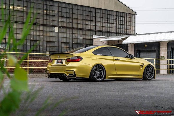 Ferrada Forge-8 FR5 Matte Matte Graphite Wheel Size: 20x10 and 20x11.5 2015 BMW M4\\n\\n28/09/2018 13:33